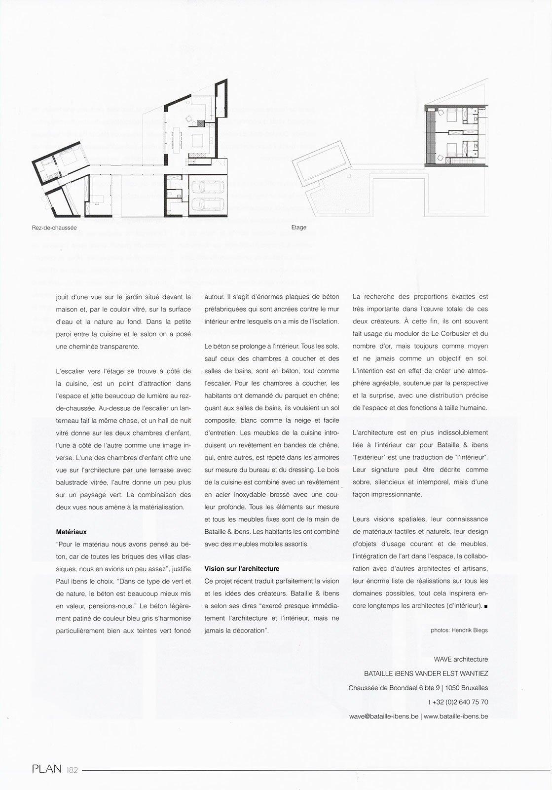 Plan Press Wave Architecture